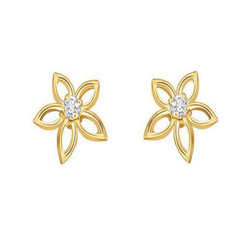 Buy Ag Real Diamond Nagpur Earring Agse0155a online