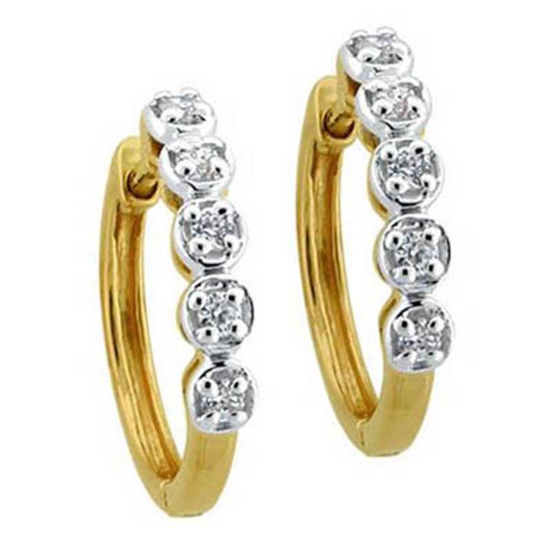 Buy Ag Real Diamond Mayuri Earring Agse0172a online