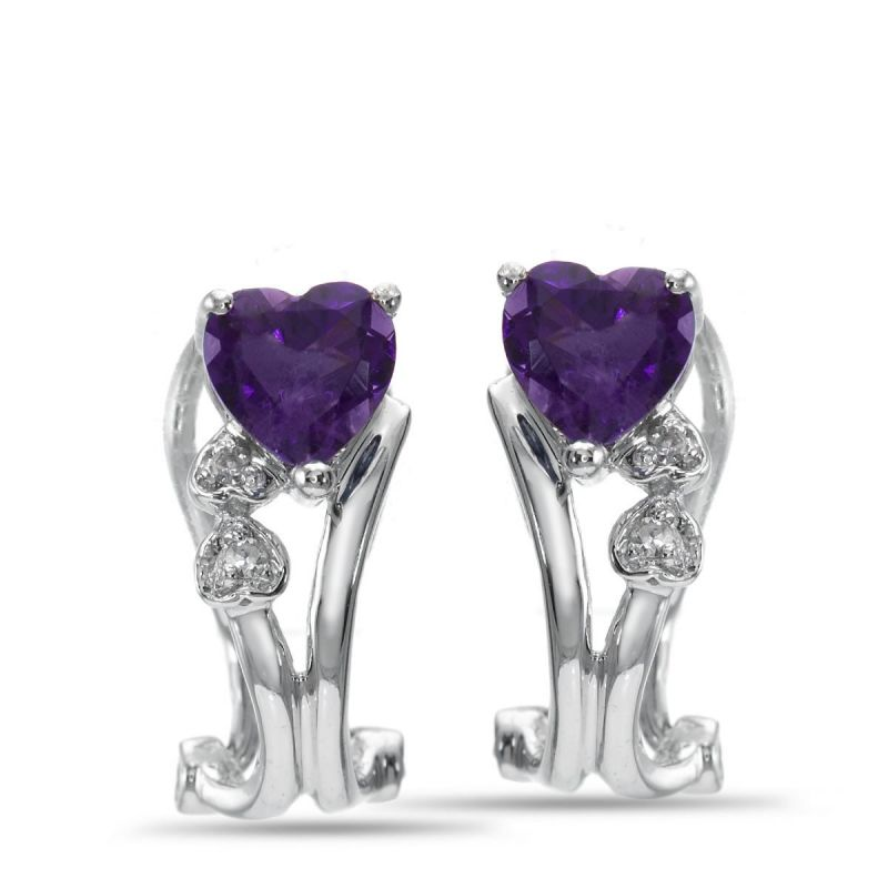 Buy Ag Real Diamond Fashion Earring online