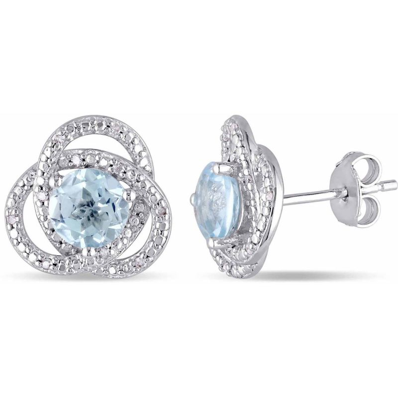 Buy Ag Real Diamond Urmila Earring Agse0222 online