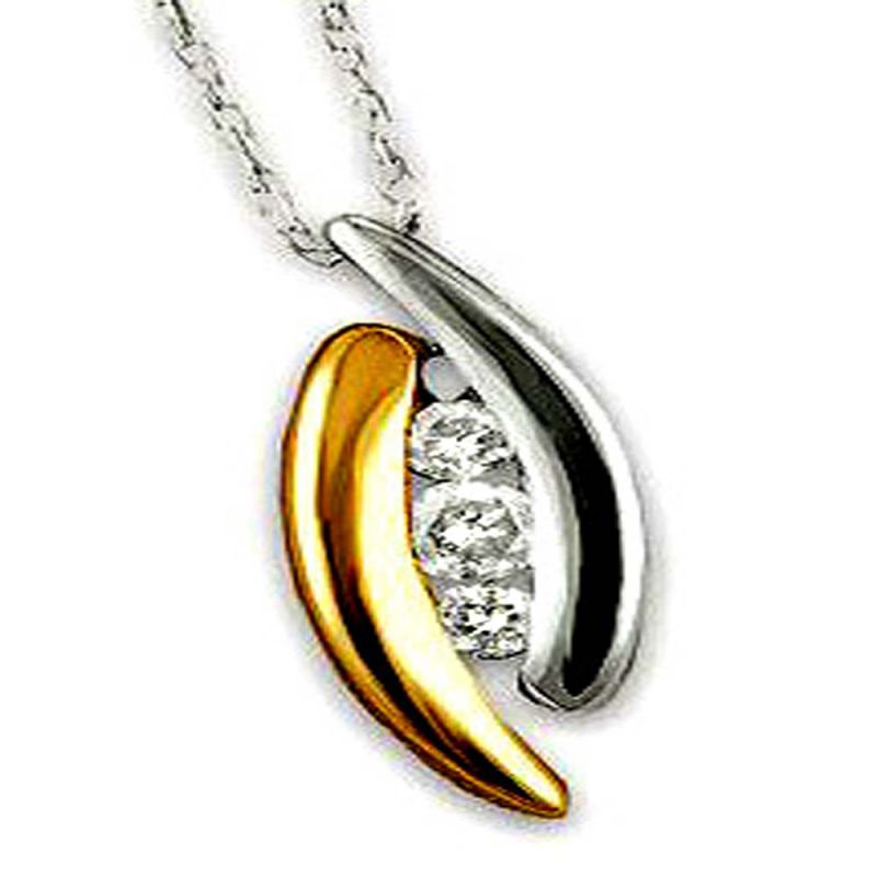Buy Ag Real Diamond Rani Pendant Agsp0028a online