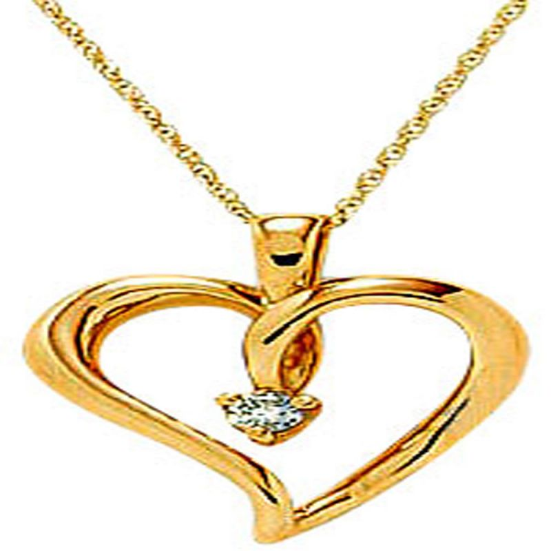 Buy Ag Real Diamond Nisha Pendant online