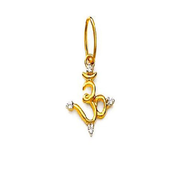 Buy Ag Real Diamond Nandini Pendant online