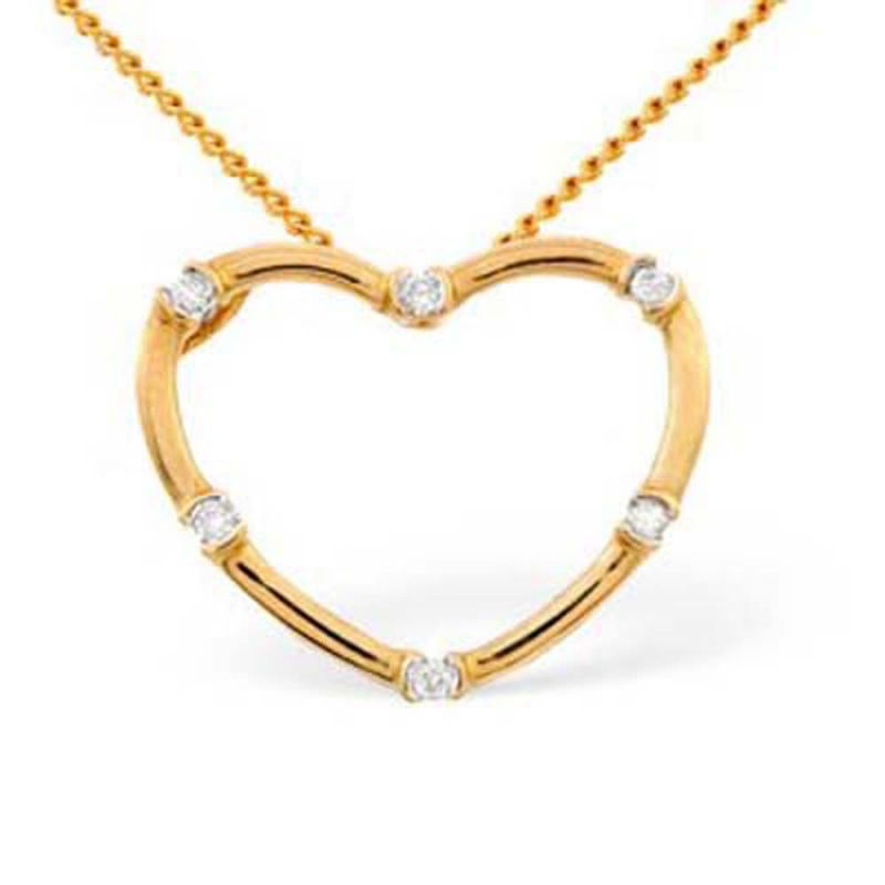 Buy Ag Real Diamond Aparna Pendant Agsp0096a online