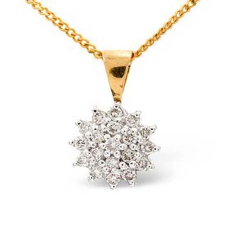 Buy Ag Real Diamond Kashish Pendant Agsp0100a online
