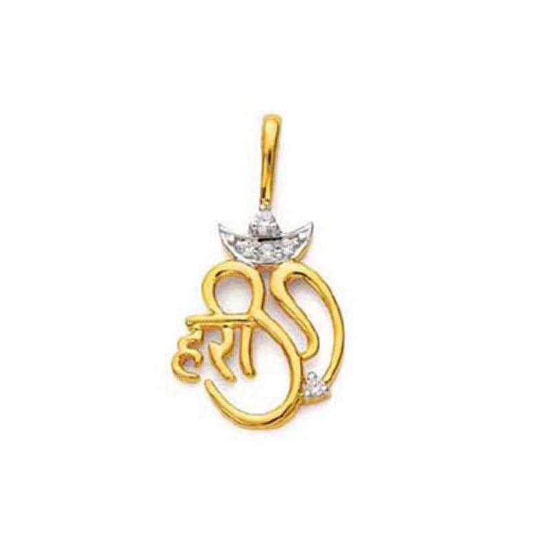 Buy Ag Real Diamond Deepika Pendant Agsp0131a online
