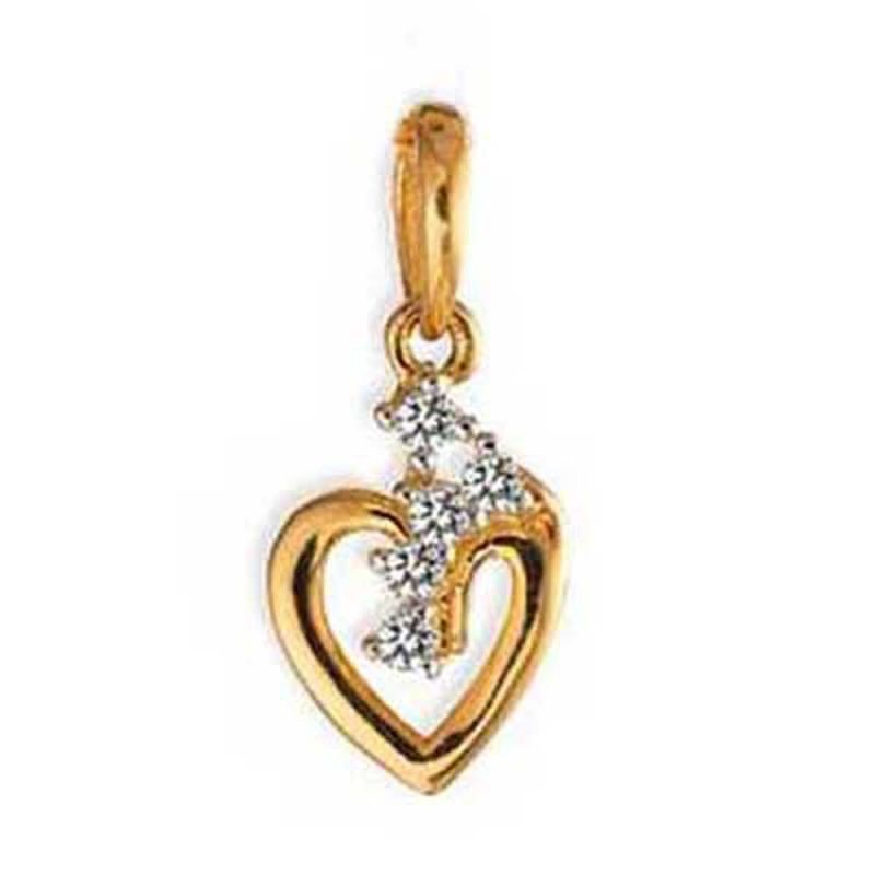 Buy Ag Real Diamond Minal Pendant Agsp0135a online