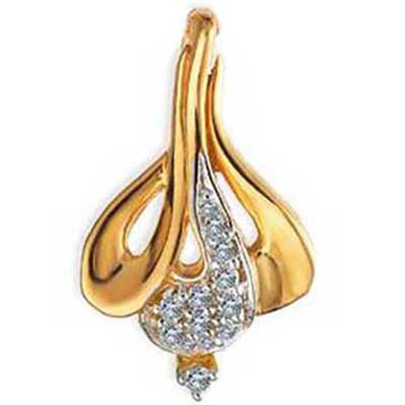 Buy Ag Real Diamond Pooja Pendant Agsp0149a online