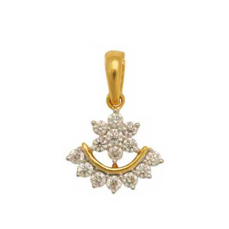 Buy Ag Real Diamond Sachi Pendant online