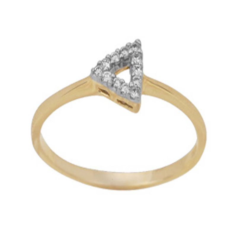 Buy Ag Real Diamond Varsha Ring Agsr0029a online