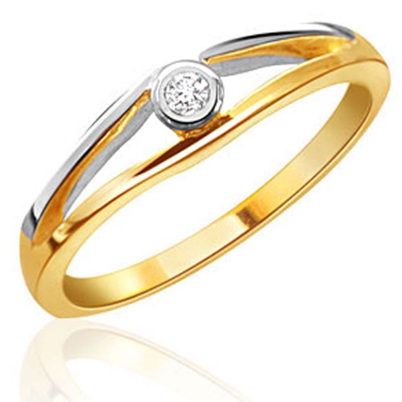 Buy Ag Real Diamond Manali Ring Agsr0031a online