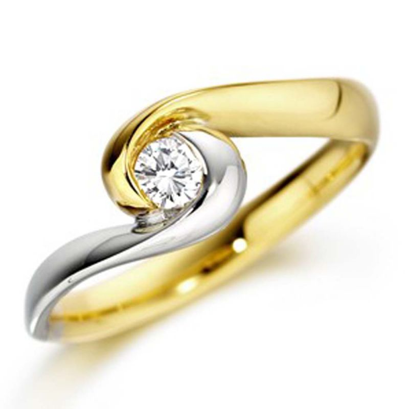 Buy Ag Real Diamond Samiksha Ring online
