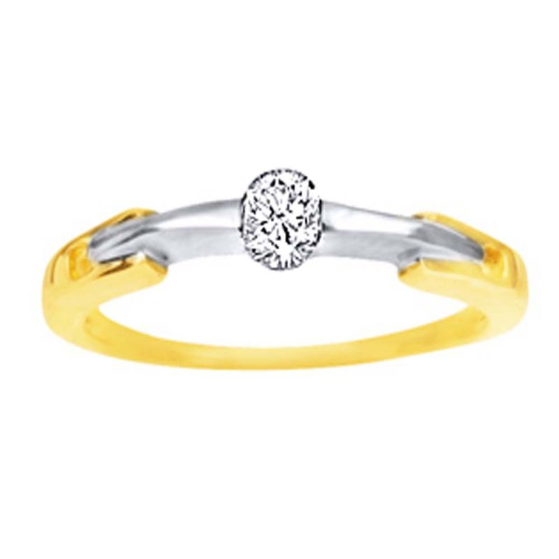 Buy Ag Real Diamond Sonal Ring online
