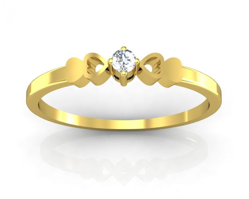 Buy Ag Real Diamond Nisha Ring online