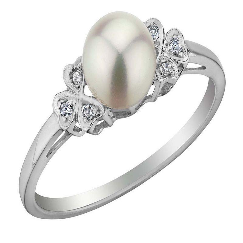 Buy Ag Real Diamond Priyanka Ring Agsr0273 online