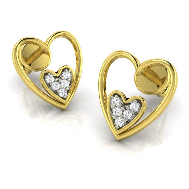 Buy Avsar Real Gold Mrunali Earring Ave018ye online