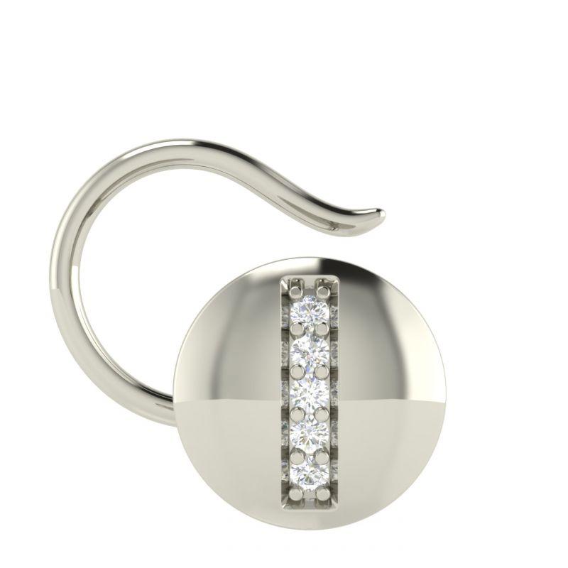 Buy Avsar Real Gold Poonam Nosepin Avn005wn online