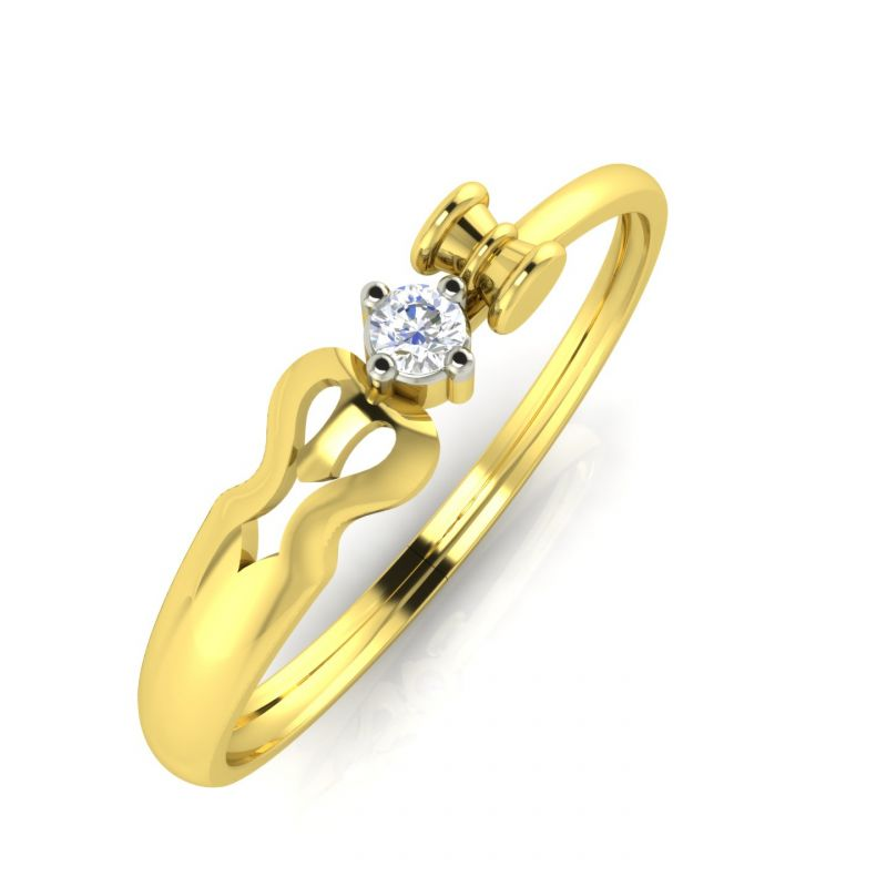 Buy Avsar Real Gold  Sakshi Ring online