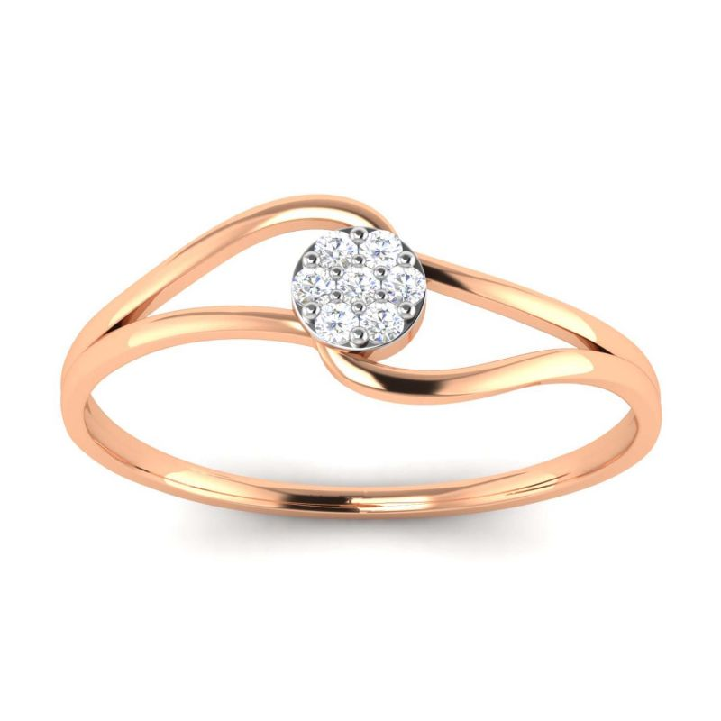 Buy Avsar Real Gold Deepika Ring online