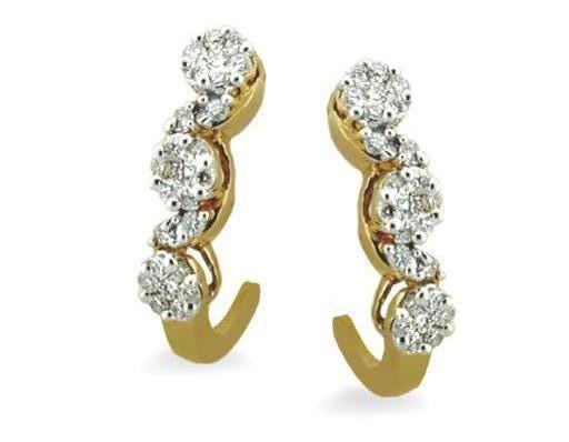 Buy Bling! Diamond Accessories Daily Wear Fancy Six online