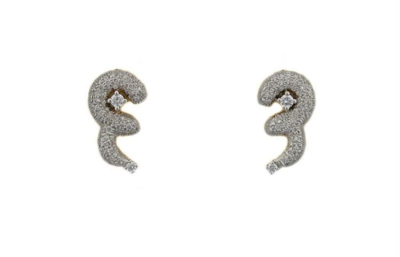 Buy Bling With Real Gold And Diamonds Bge108 online