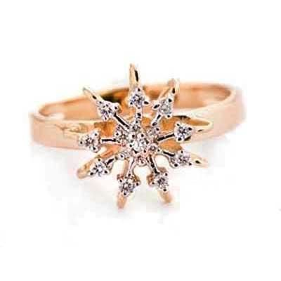 Buy Daily Wear UNIQUE STAR DIAMOND RING online