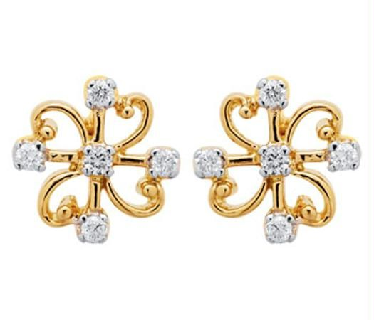 Buy Kiara Traditional Shape Earring Kie0038 online