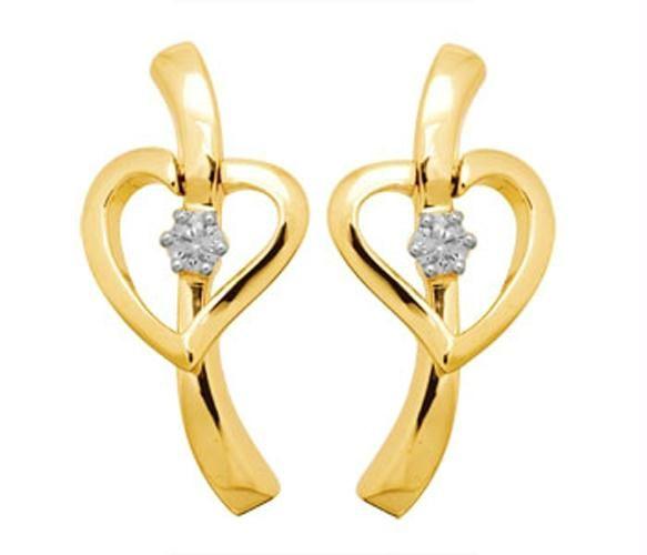 Buy Kiara Heart Shape Earring Kie0039 online
