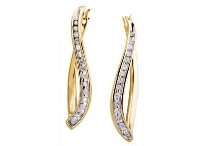 Buy Kiara Superb American DiamondEarring online