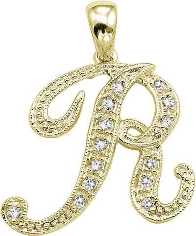 R Alphabet In Diamond Buy Kiara  r  Alphabet Design