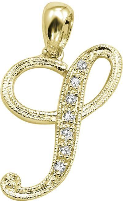 buy kiara j alphabet design american diamond pendant online best