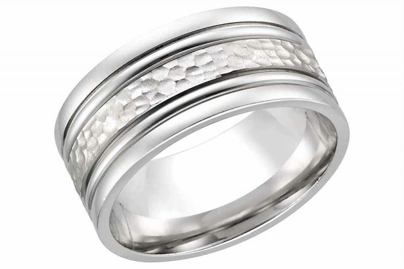 Buy Kiara WHITE GOLD PLATED Ring online