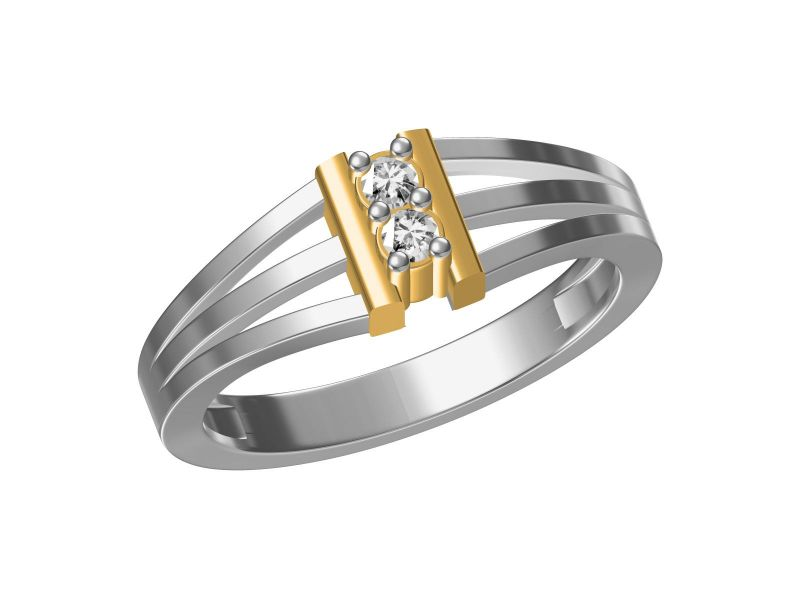 Buy Kiara  Sterling Silver Ashawini  Ring online
