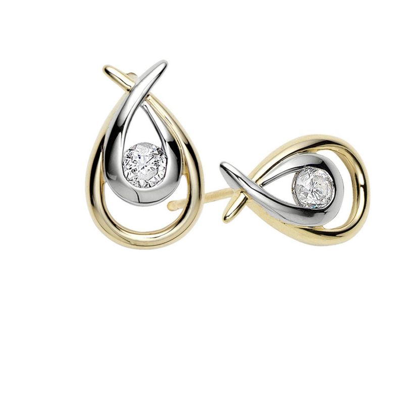 Buy Kiara Sterling Silver Karish Earrings online