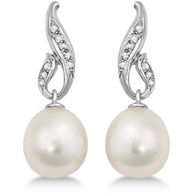 Buy Kiara Swarovski Signity Sterling Silver Swapna Earring Kie0387 online