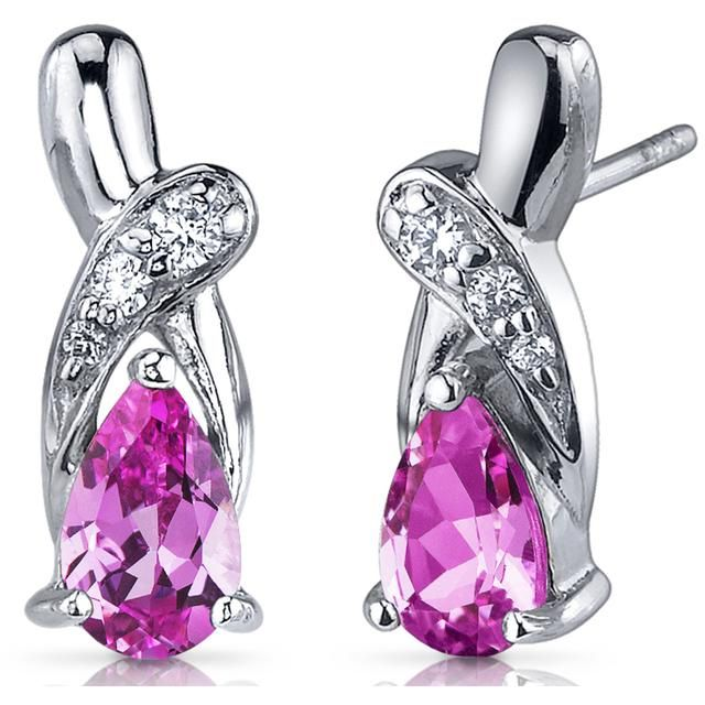Buy Kiara Swarovski Signity Sterling Silver Namrata Earring Kie0423 online