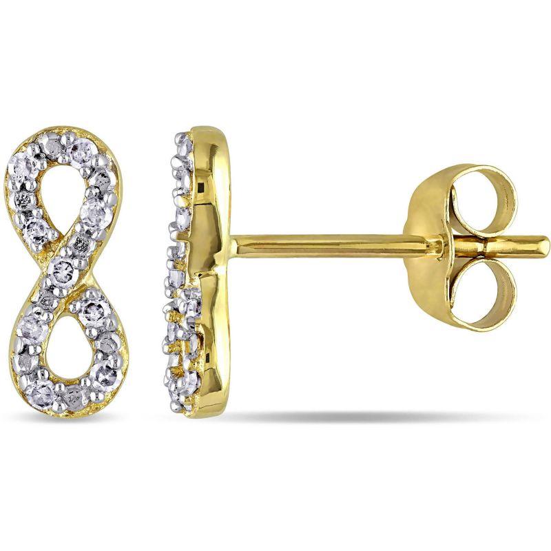 Buy Kiara Swarovski Signity Sterling Silver Lalita Earring Kie0460 online