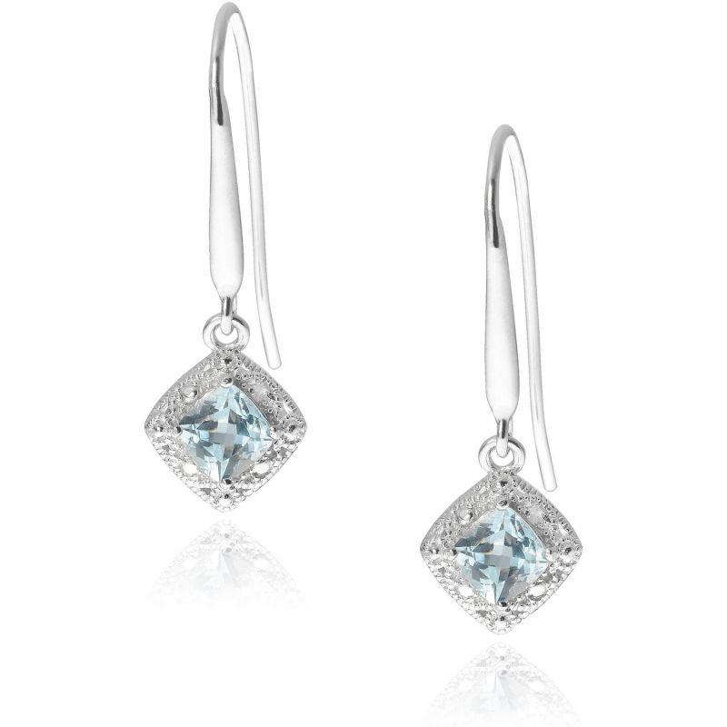 Buy Kiara Swarovski Signity Sterling Silver Varsha Earring Kie0464 online