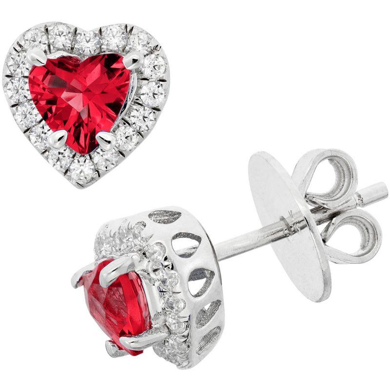 Buy Kiara Swarovski Signity Sterling Silver Aarya Earring Kie0495 online
