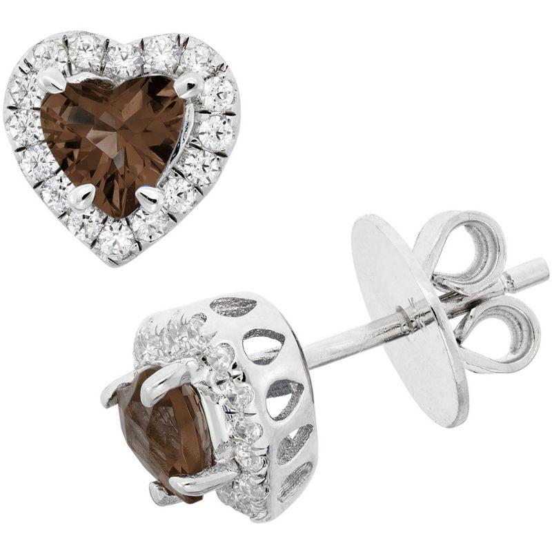 Buy Kiara Swarovski Signity Sterling Silver Swara Earring Kie0497 online