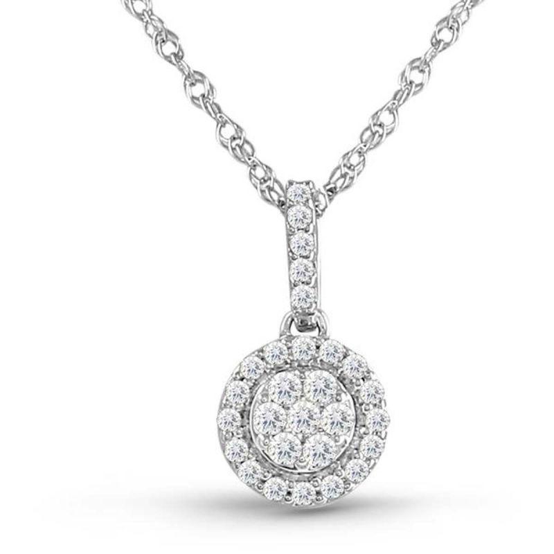 Buy Kiara Swarovski Signity Sterling Silver Radhika Pendant Kip0453 online
