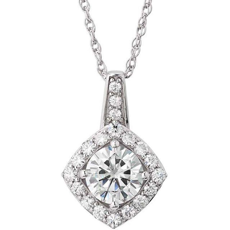 Buy Kiara Swarovski Signity Sterling Silver Kanika Pendant Kip0466 online