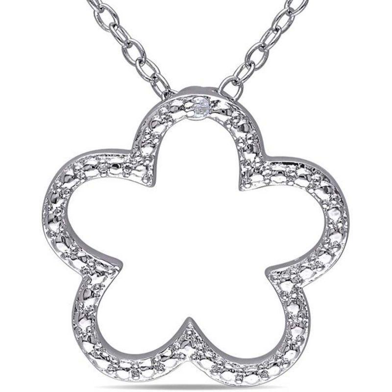 Buy Kiara Swarovski Signity Sterling Silver Aalia Pendant Kip0503 online