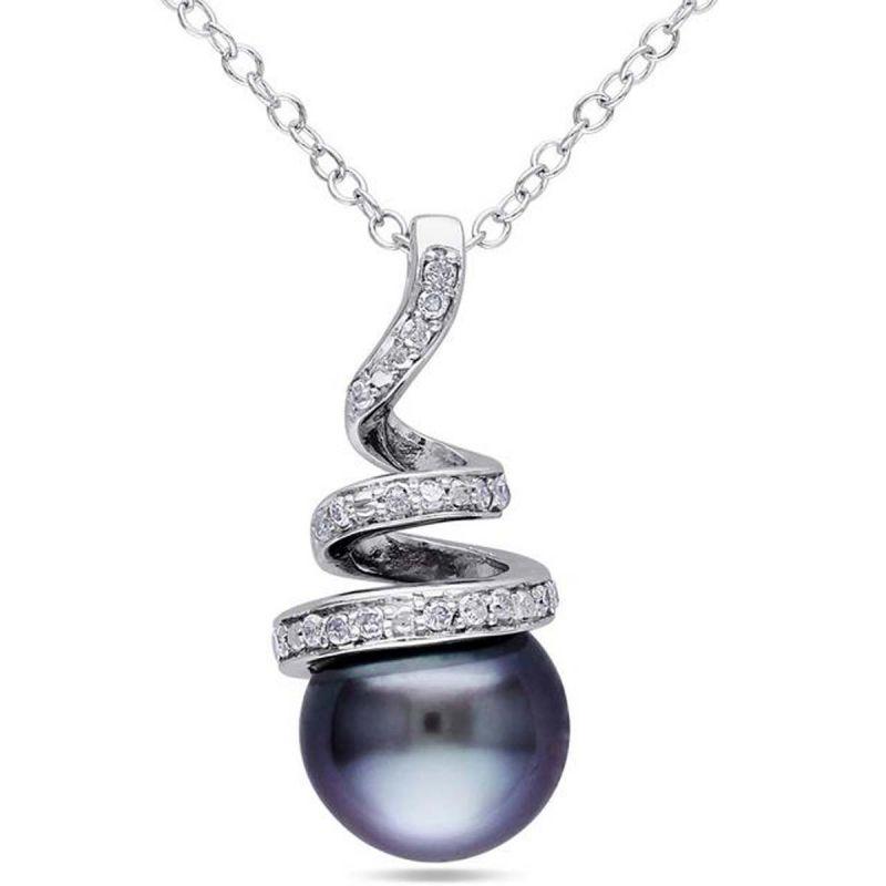 Buy Kiara Swarovski Signity Sterling Silver Divya Pendant Kip0523 online