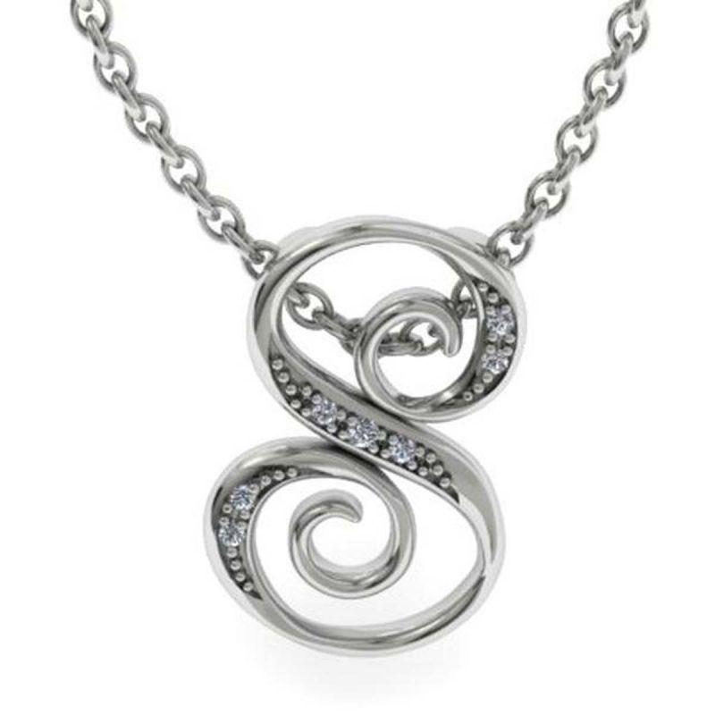Buy Kiara Swarovski Signity Sterling Silver Snehal Pendant Kip0536 online