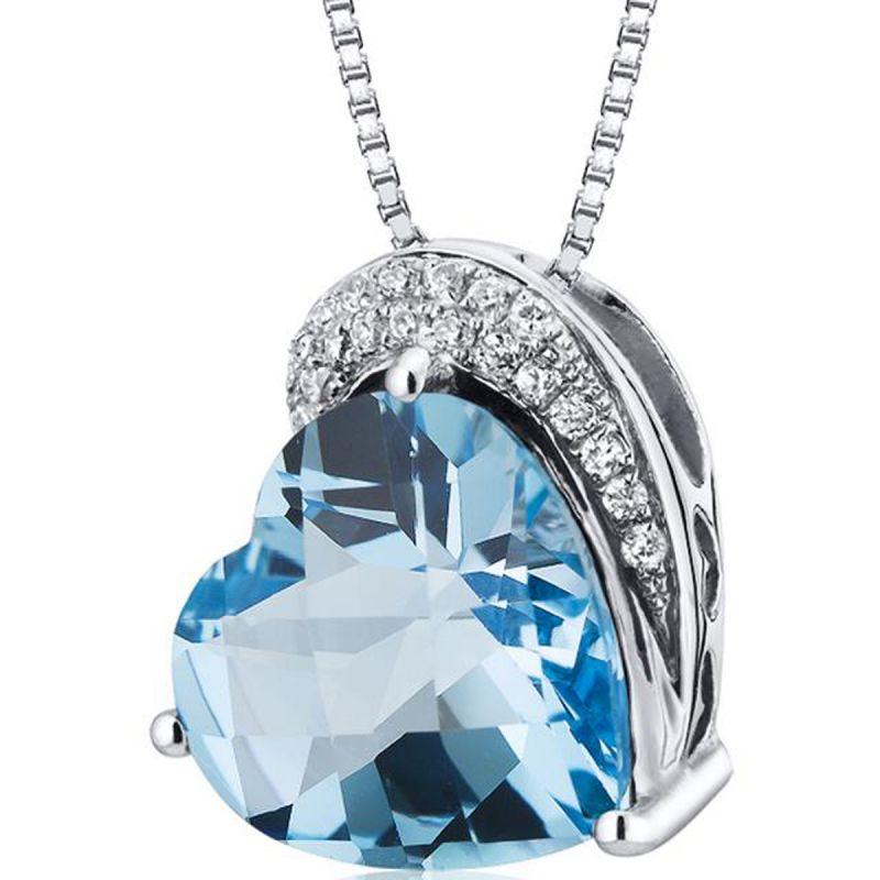 Buy Kiara Swarovski Signity Sterling Silver Antra Pendant online