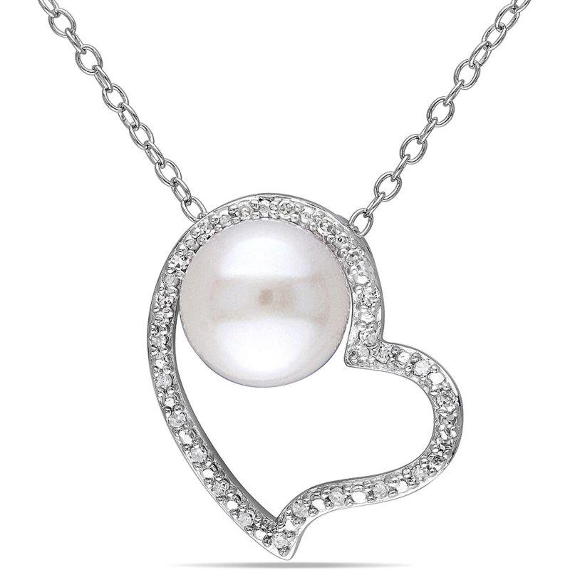 Buy Kiara Swarovski Signity Sterling Silver Sakshi Pendant Kip0648 online