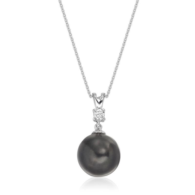 Buy Kiara Sterling Silver Pranu Pendant online