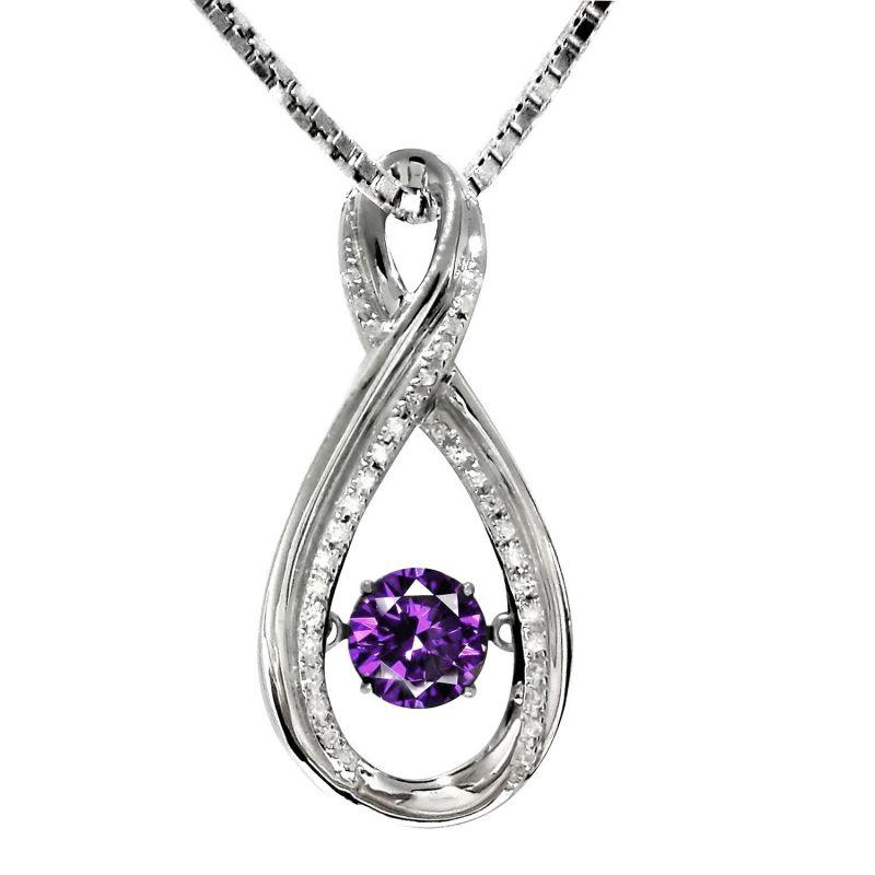 Buy Kiara Sterling Silver Rashi Pendant Kip0717 online