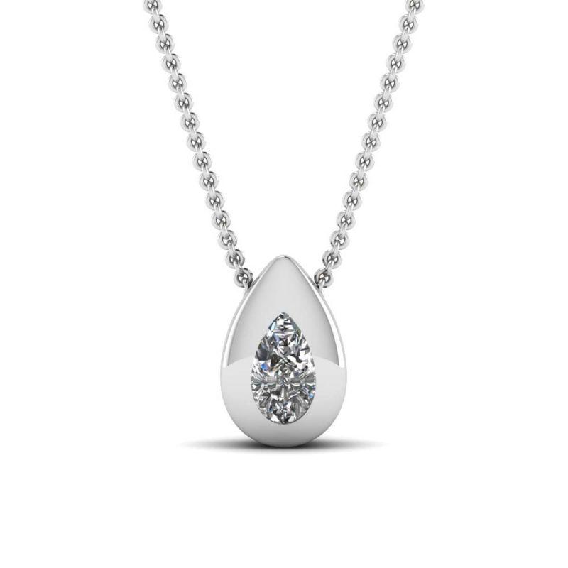 Buy Kiara Sterling Silver Swapna Pendant Kip0766 online